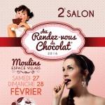Au rendez vous du chocolat